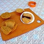 Gluten Free Pumpkin Cupcakes comparison with regular cupcakes