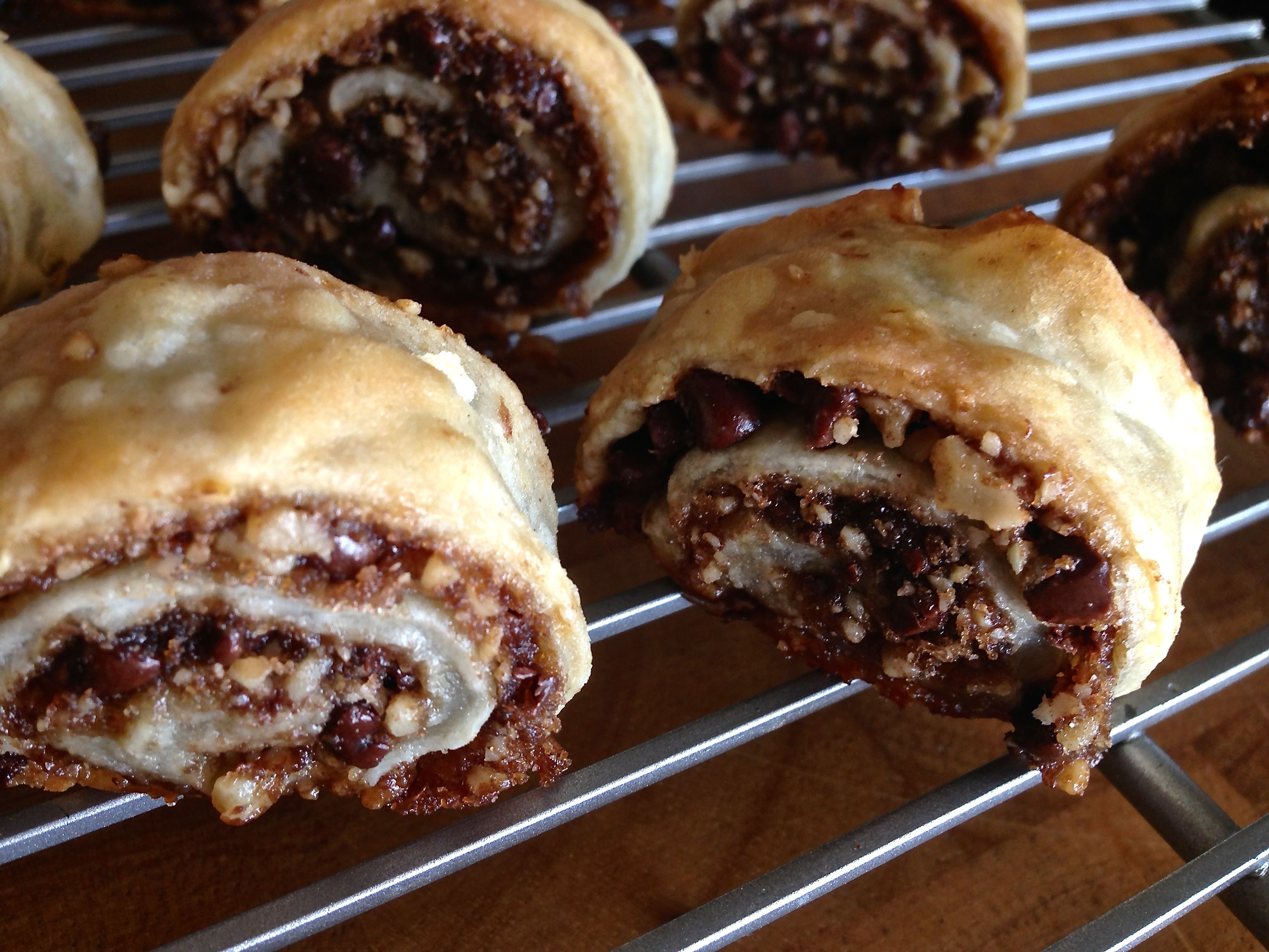 ... rugelach recipe was submitted by Joyce Kurtz, with additional tips by