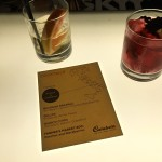 Craft cocktails at Caffe Calabria, featuring Specialty Produce seasonal fruit